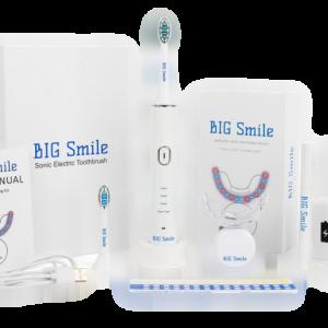 Sonic Electric Toothbrush & Teeth Whitening Kit